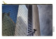 Chrysler Building From Below Carry-all Pouch