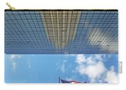 Chrysler Building Reflections Vertical 2 Carry-all Pouch