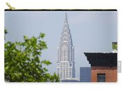 Chrysler Building View Carry-all Pouch