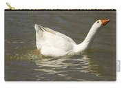 Chuck The Duck Looking At You Carry-all Pouch