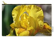 Chum Yellow Iris Carry-all Pouch