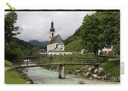 Church - Pfarrkirche St. Sebastian Carry-all Pouch