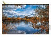 Church Across The River Carry-all Pouch