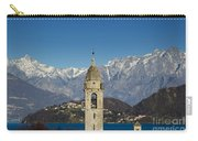 Church And Alps Carry-all Pouch