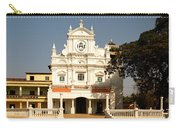 Church At Colva Carry-all Pouch