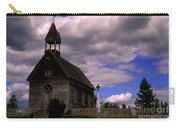 Church At The Okeefe Ranch Carry-all Pouch