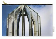 Church - Tower Bell - Luther Fine Art Carry-all Pouch