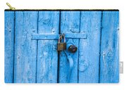 Church Door Blues Carry-all Pouch