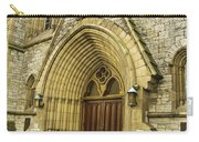Church Door Carry-all Pouch