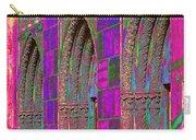 Church Doors Pop Art Carry-all Pouch