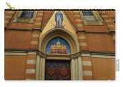 Church Entrance. Palazzolo Carry-all Pouch