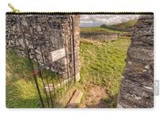 Church Gate Carry-all Pouch by Adrian Evans