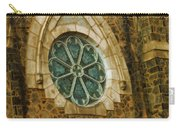 Church Glass Carry-all Pouch