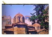 Church In Beautiful Athens Carry-all Pouch