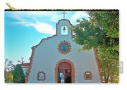Church In San Carlos-sonora Carry-all Pouch