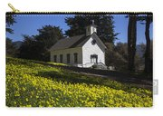 Church In The Clover Carry-all Pouch