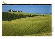 Church In The Field Carry-all Pouch by Brian Jannsen