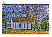 Church In The Wildwood - Paint Carry-all Pouch