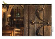 Church Interior Carry-all Pouch