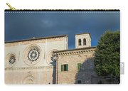 Church Of  Di San Pietro In Assisi Carry-all Pouch