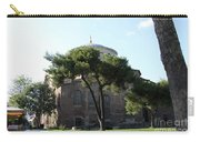 Church Of Hagia Eirene I - First Courtyard Topkapi Palace Carry-all Pouch
