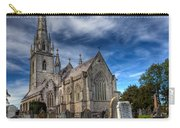 Church Of Marble Carry-all Pouch