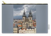 Church Of Our Lady Before Tyn - Prague Carry-all Pouch