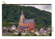 Church Of Our Lady  Oberwesel Am Rhein Carry-all Pouch