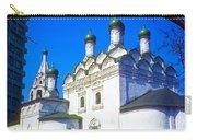 Church Of Simeon Stolpnik Carry-all Pouch