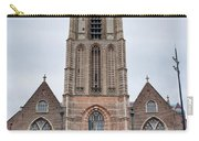Church Of St Lawrence In Rotterdam Carry-all Pouch