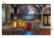 Church Of St Mary Carry-all Pouch by Adrian Evans