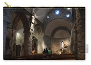 Church Of The Assumption Of Mary In Bossost Carry-all Pouch