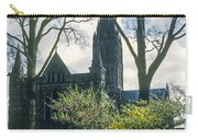 Church Of The Blessed Mary Carry-all Pouch