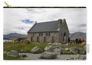 Church Of The Good Shepherd Lake Tekapo New Zealand Carry-all Pouch