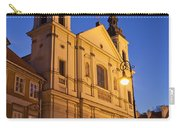 Church Of The Holy Spirit In Warsaw Carry-all Pouch