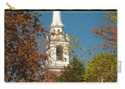 Church Of The Redeemer  From The Lexington Battlefield Carry-all Pouch