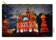 Church Of The Savior On Spilled Blood Lantern At Sunset Carry-all Pouch
