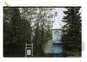Church On Alaskan Highway Carry-all Pouch