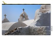 Church On Mykonos Carry-all Pouch