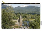 Church On The Lake Carry-all Pouch