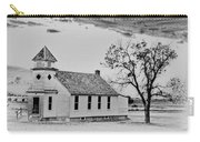 Church On The Plains Carry-all Pouch
