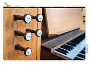 Church Organ Keyboard Carry-all Pouch