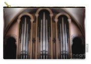 Church Pipes Carry-all Pouch