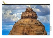 Church Rock Carry-all Pouch by Robert Bales