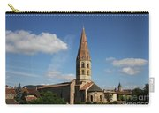 Church Saint Marcel - Cluny Carry-all Pouch