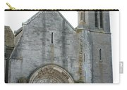 Church St Thibault- Burgundy Carry-all Pouch