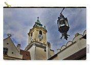 Church Steeple - Bratislava Slovakia Carry-all Pouch