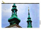 Church Steeples - Bratislava Carry-all Pouch