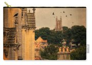 Churches In Town Carry-all Pouch
