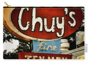 Chuy's Sign 2 Carry-all Pouch